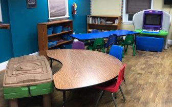 children's class room